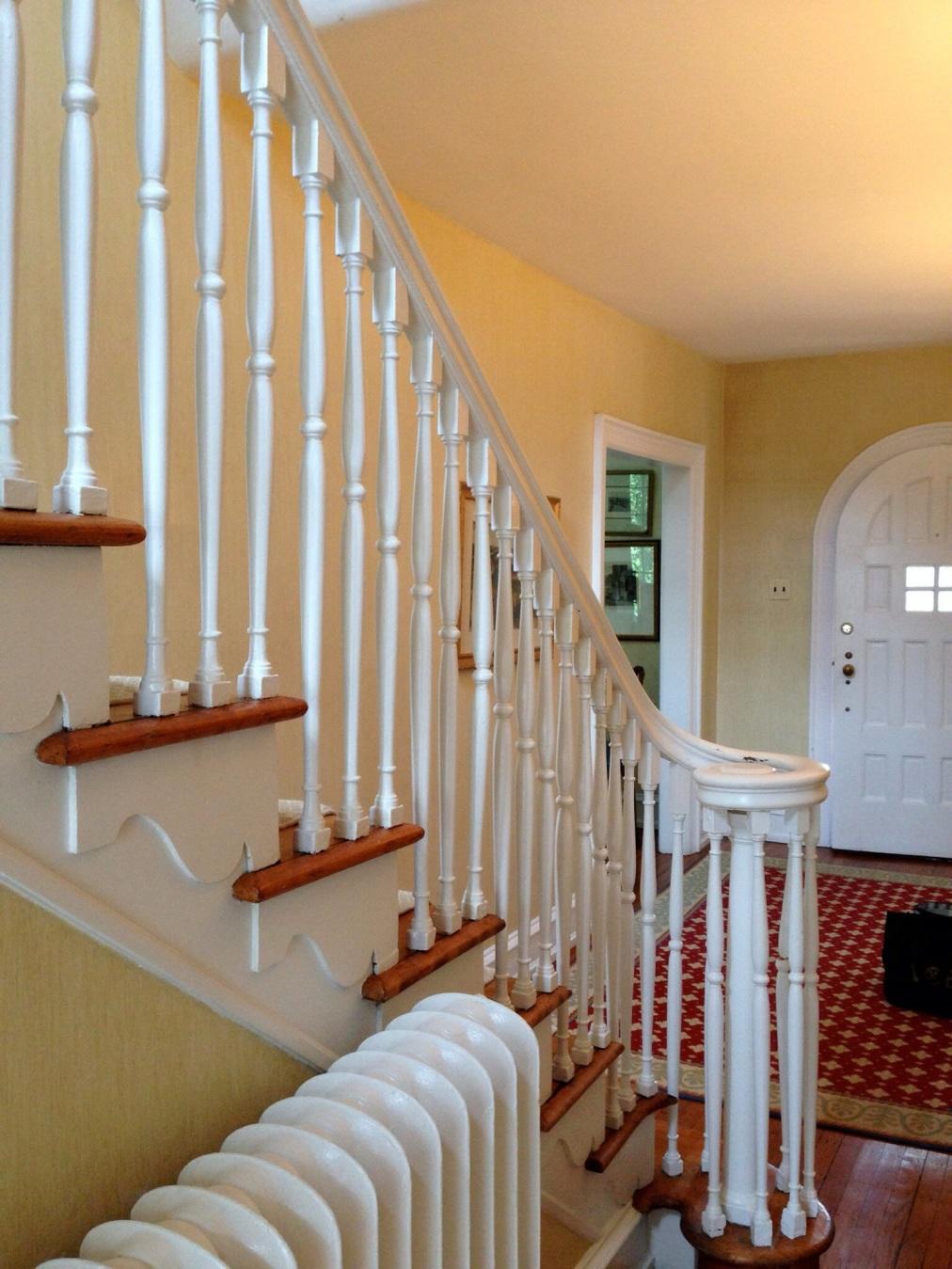 Downstairs re-design