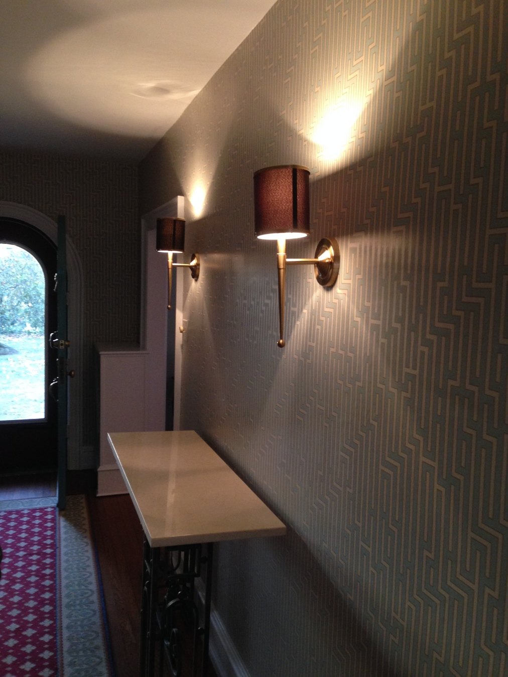 Rosemont Foyer Facelift