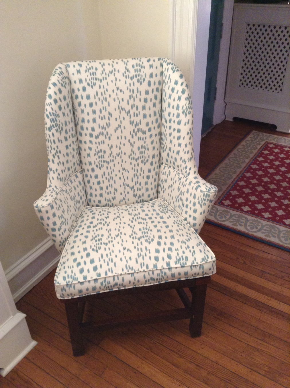 Reinventing a classic Arm Chair