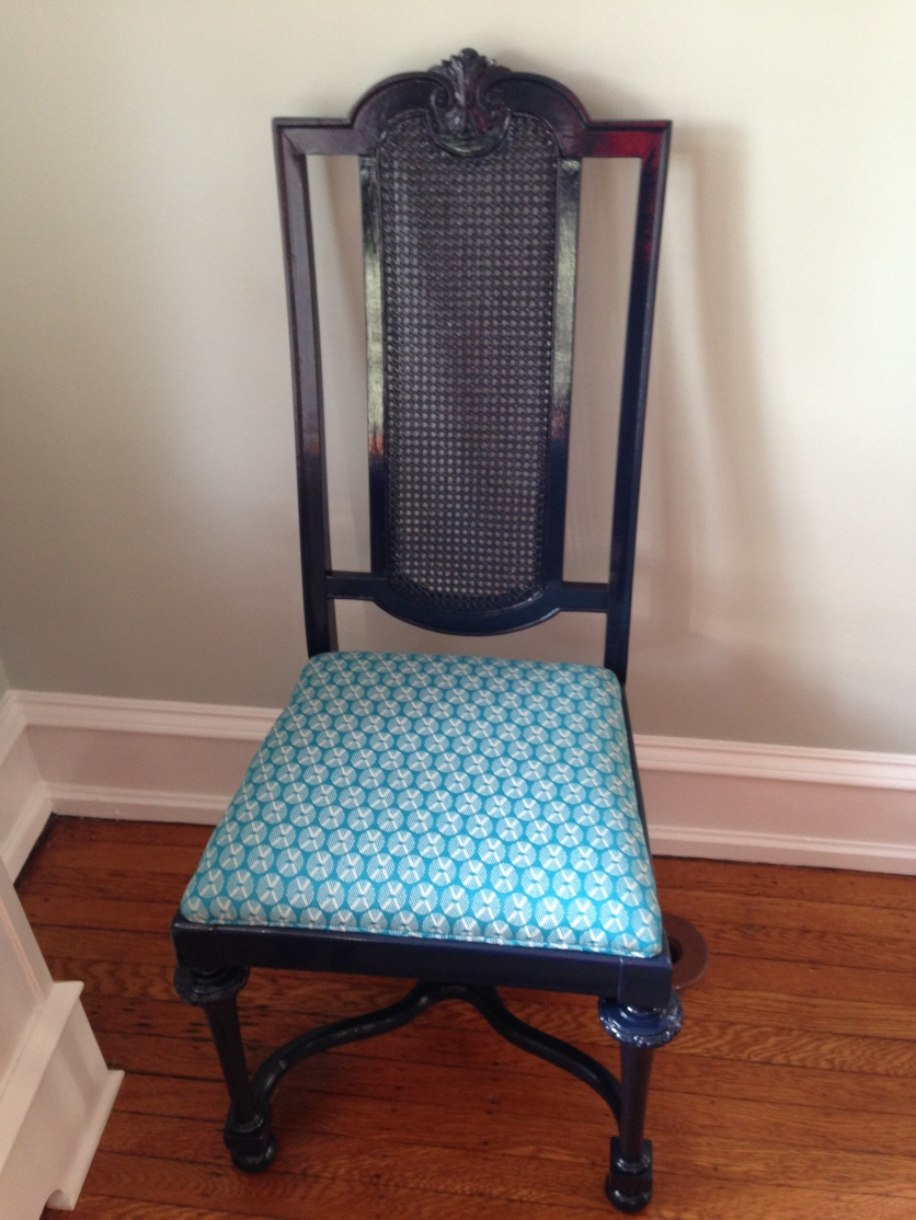 Polo Blue Chair