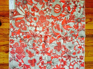 DECO patterned print