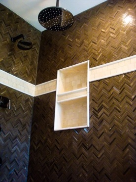 Masculine Bathroom Tile